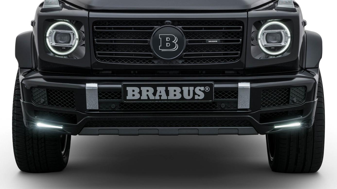 , Brabus Mercedes G-Class 2019, Pitlane Tuning Shop