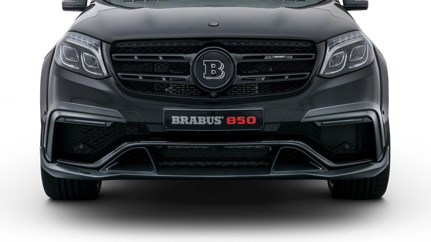 , Brabus Mercedes GLS /X166/ 2016-2019, Pitlane Tuning Shop