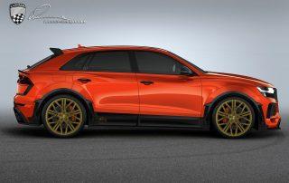 , Lumma Design Audi RSQ8, Pitlane Tuning Shop