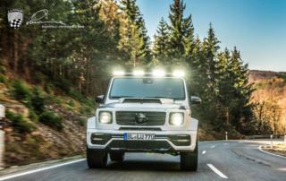 , Lumma Design Mercedes G-Class 2019, Pitlane Tuning Shop