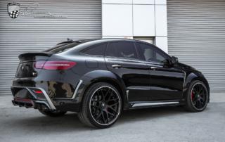 , Lumma Design Mercedes GLE Coupe, Pitlane Tuning Shop