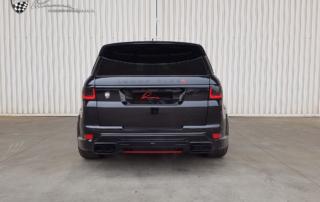 , Lumma Design Ranger Rover Sport 2018, Pitlane Tuning Shop