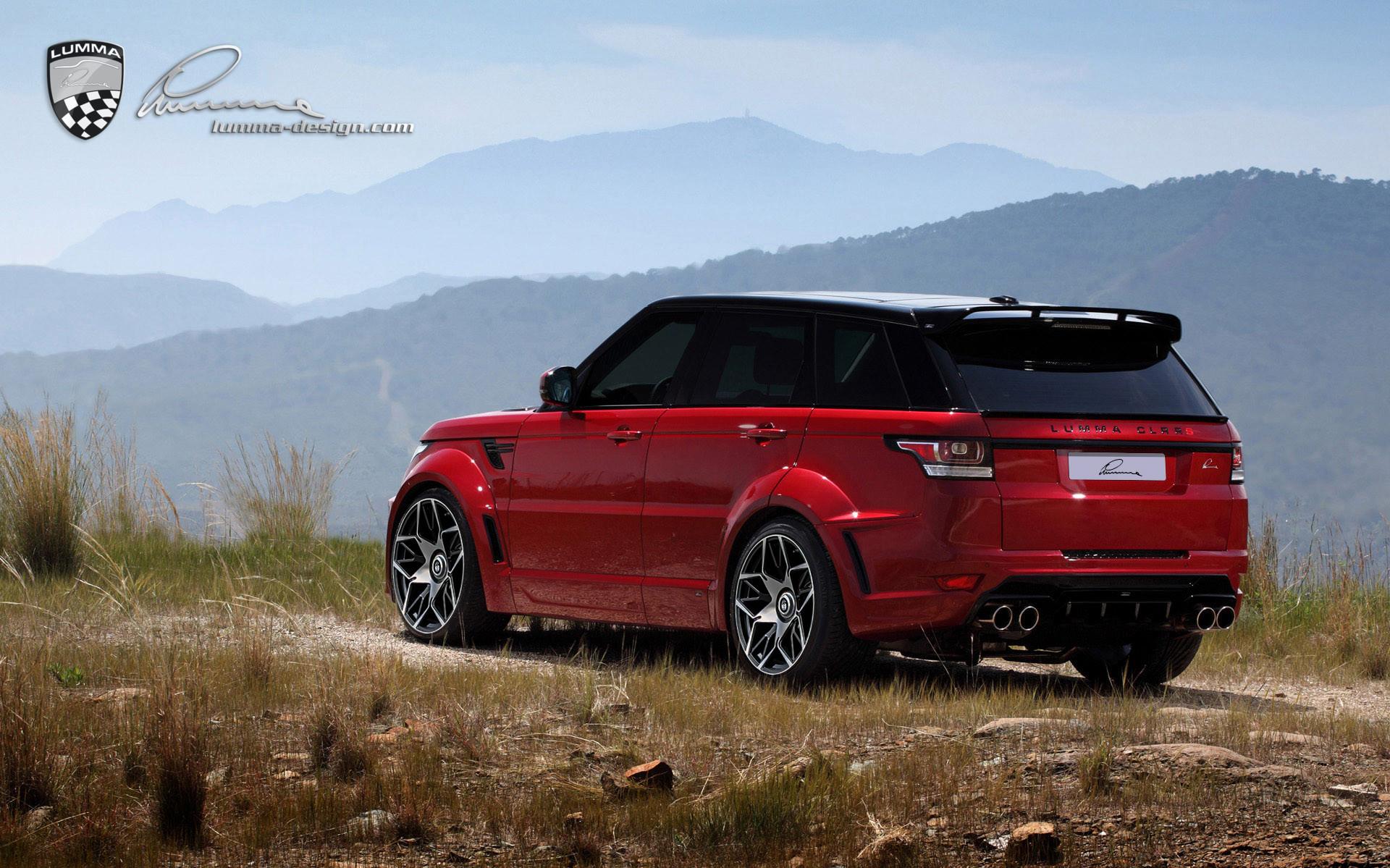 , Range Rover Sport, Pitlane Tuning Shop
