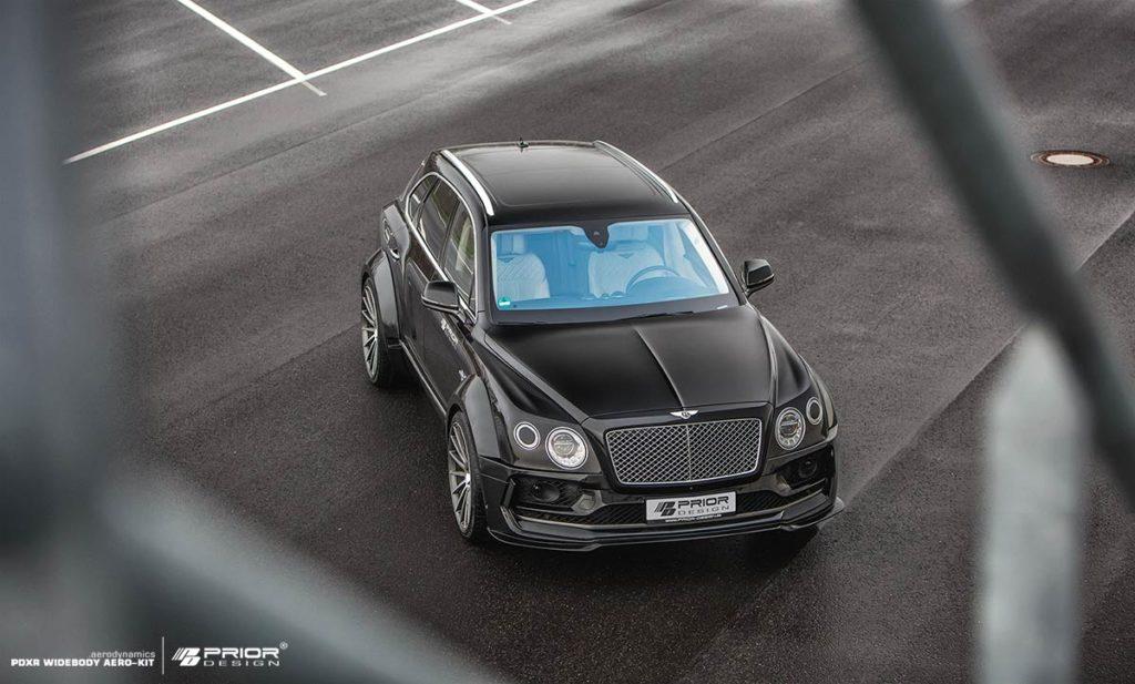 , Bentley Bentayga, Pitlane Tuning Shop