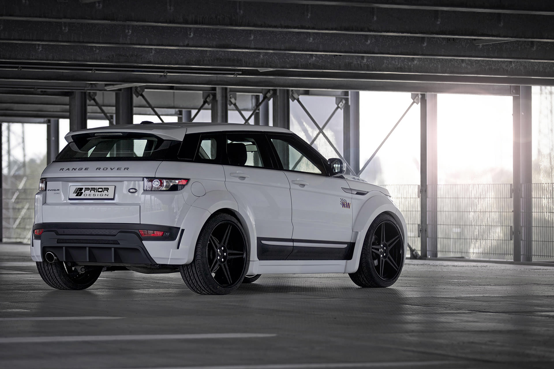 , Range Rover Evoque, Pitlane Tuning Shop