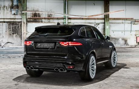 , Hamann Motorsport Jaguar F-Pace, Pitlane Tuning Shop