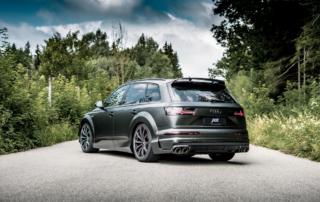 , ABT Audi Q7/SQ7 (4M: 2015-2019), Pitlane Tuning Shop