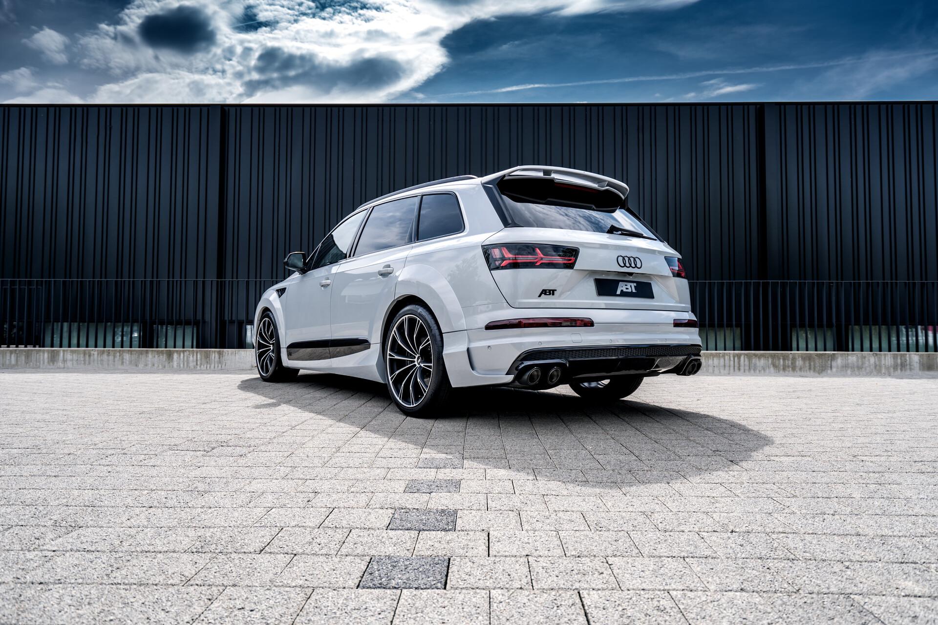 , Audi Q7 / SQ7, Pitlane Tuning Shop
