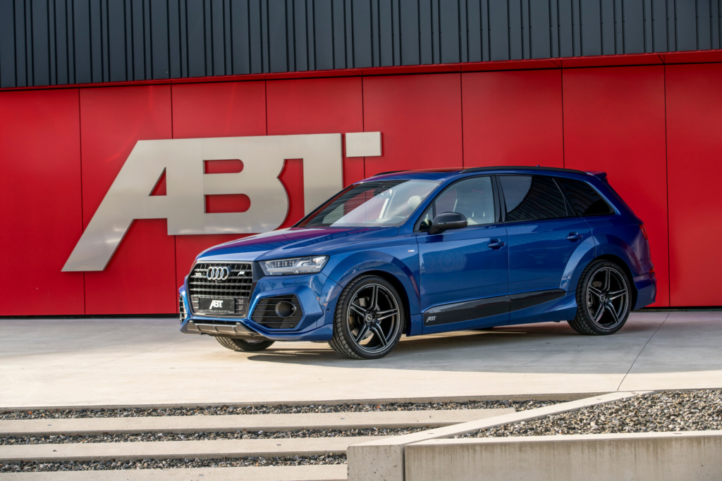 Abt Audi Q7 Sq7 4m 2015 2019 Pitlane Tuning Shop