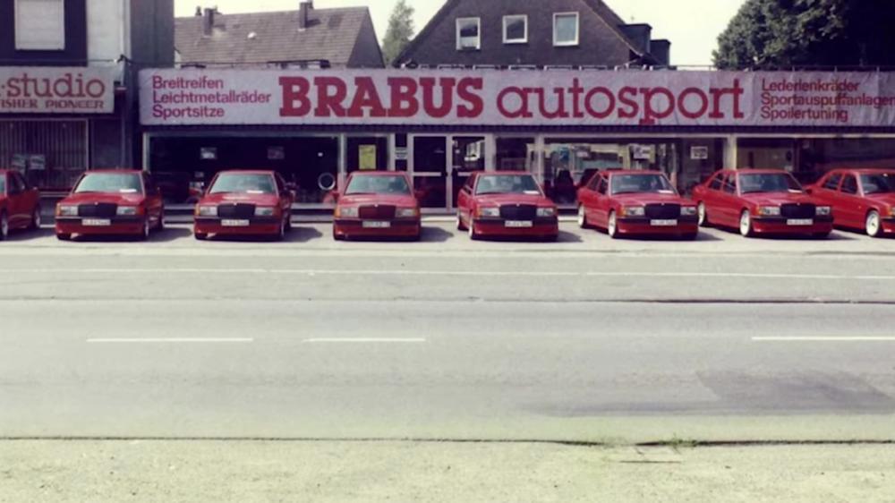 , Brabus, Pitlane Tuning Shop
