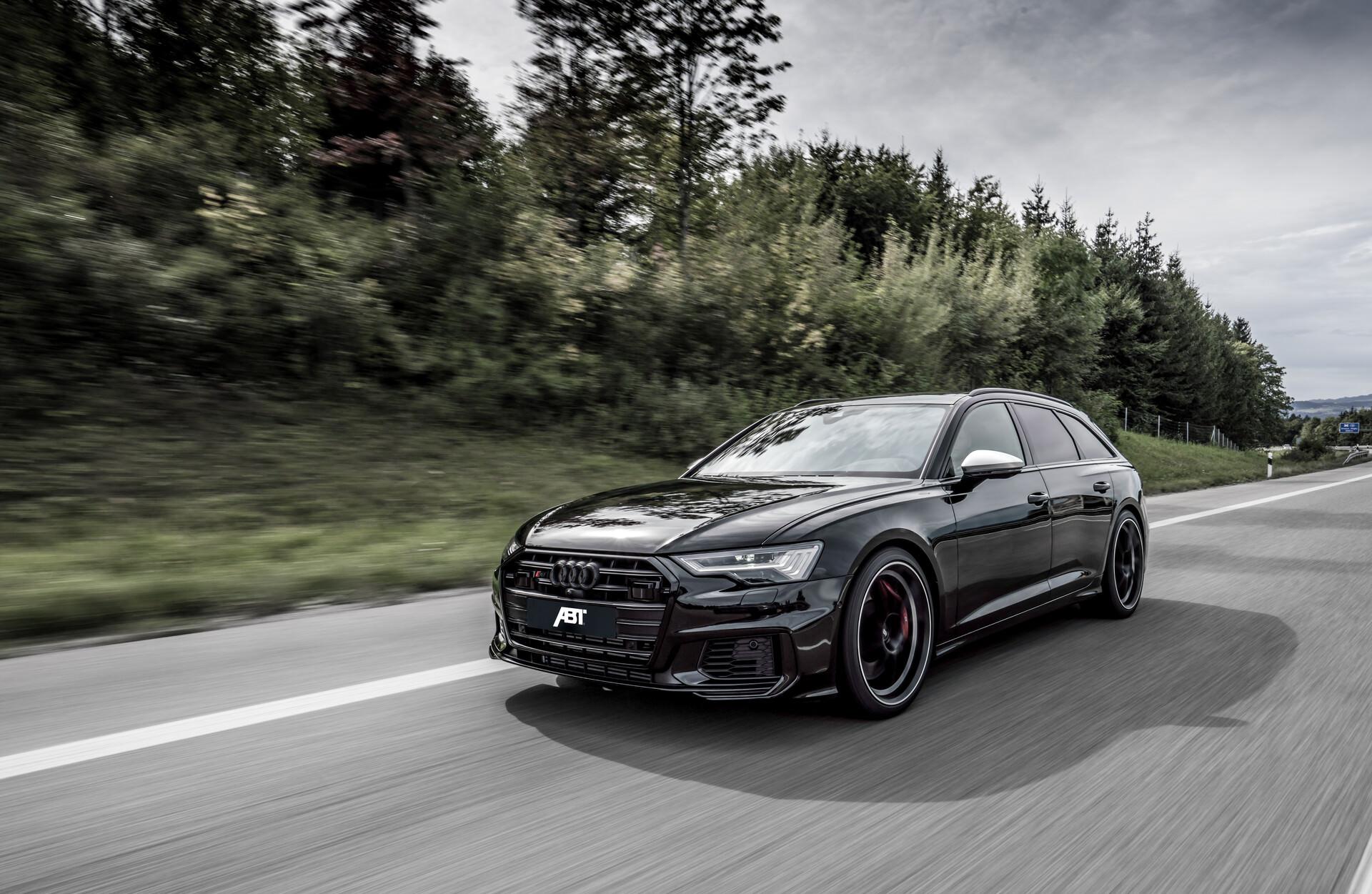 Abt Audi A6 S6 4k00 2018 Pitlane Tuning Shop