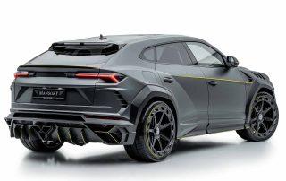 , Mansory Lamborghini Urus, Pitlane Tuning Shop