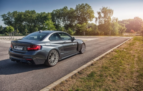 , Prior Design BMW 2 Series F22 2014-2019, Pitlane Tuning Shop