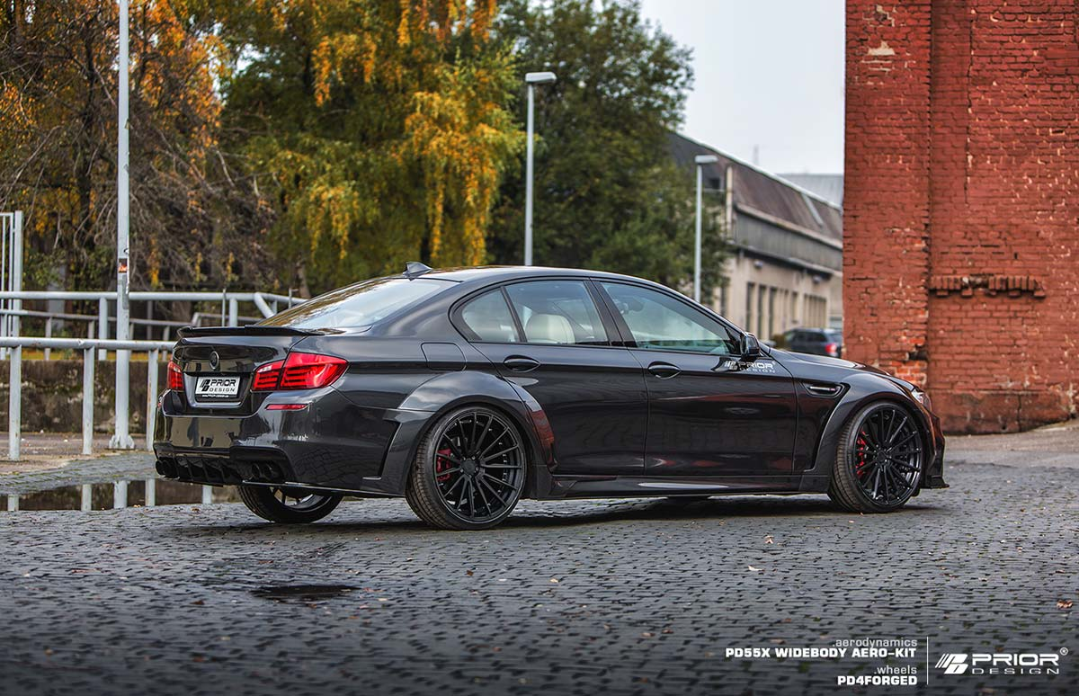 , BMW 5 Series / M5, Pitlane Tuning Shop