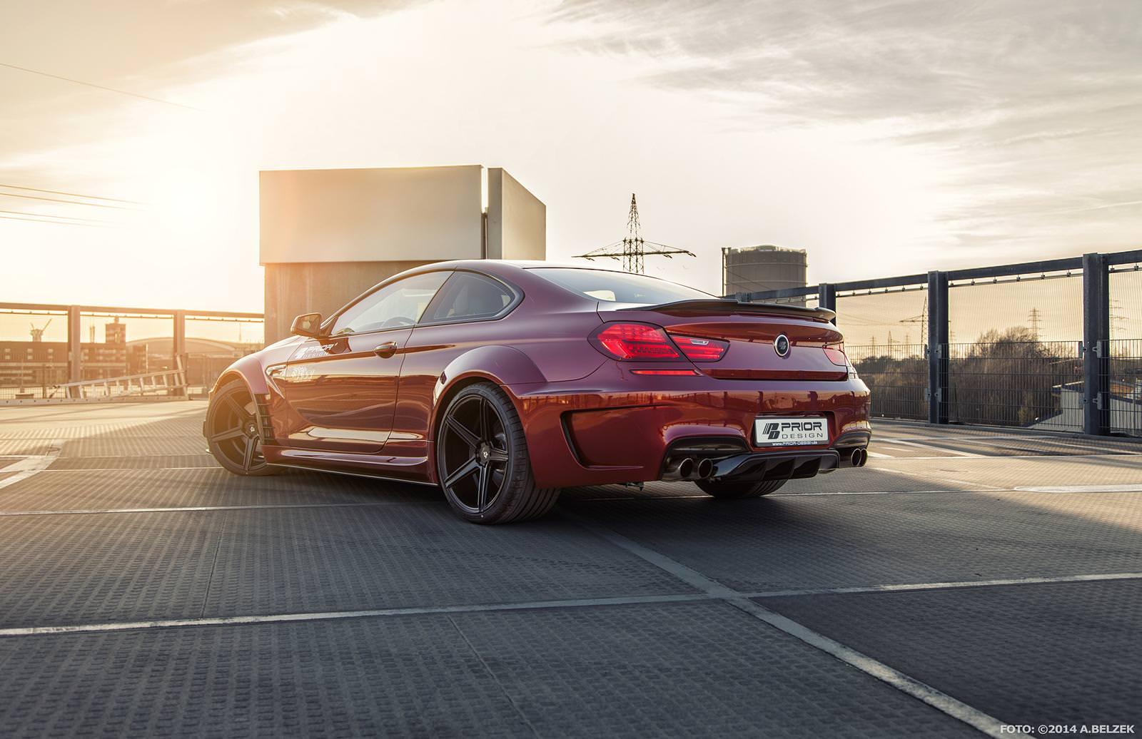 , BMW 6 Series / M6, Pitlane Tuning Shop