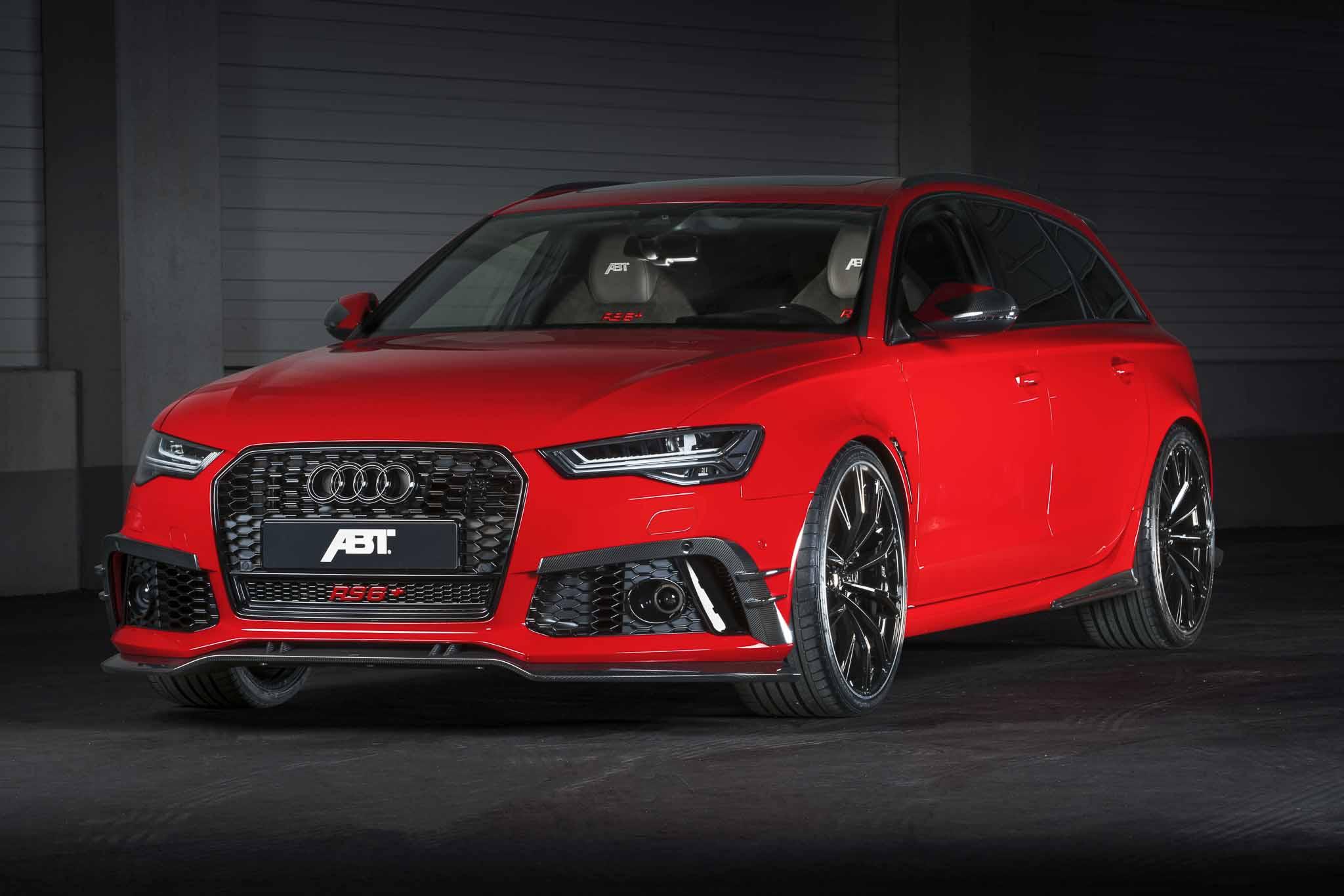 Abt Audi Rs6 C7 2016 2019 Pitlane Tuning Shop