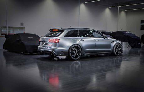 , ABT Audi RS6 C7 (2016-2019), Pitlane Tuning Shop