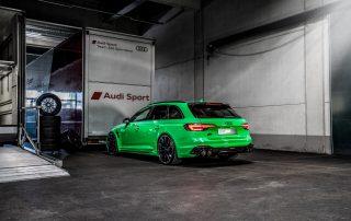 , ABT Audi RS4 B9 (2018-2020), Pitlane Tuning Shop