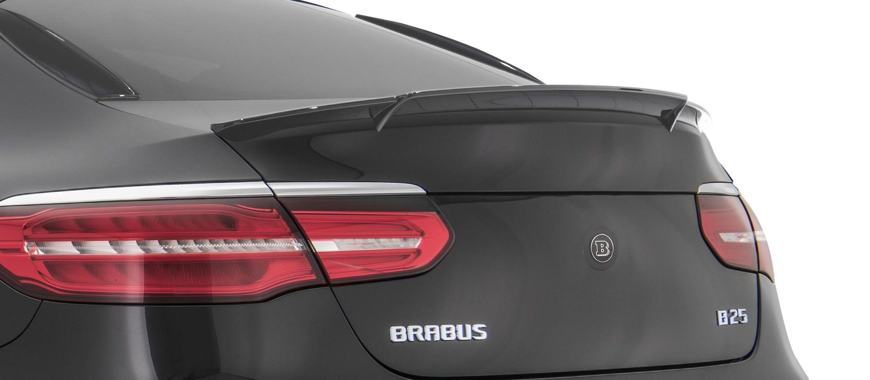 Mercedes bemz c 253 SUV GLC Coupe 2016 17 18 AMG alerón alerón sin pintar