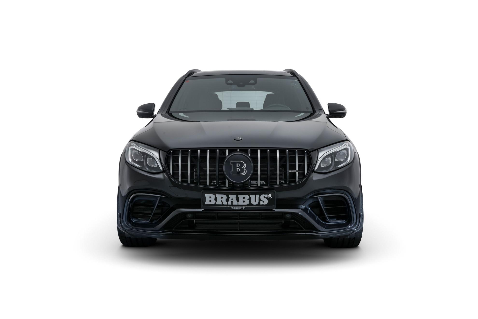 Brabus Mercedes Glc 2016 2019 Pitlane Tuning Shop