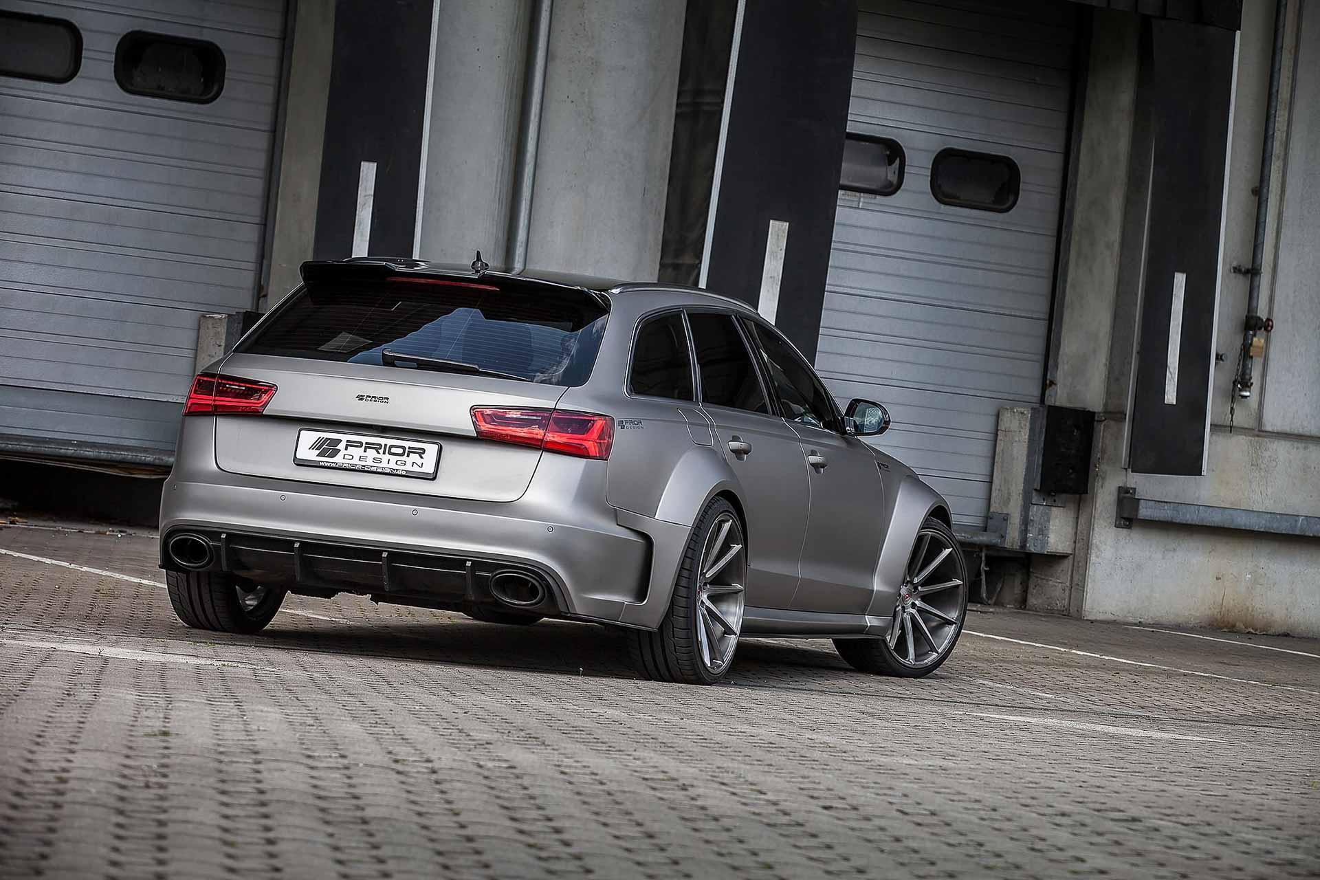 Prior Design Audi A6 S6 Rs6 Avant 2015 2018 Pitlane Tuning Shop