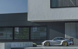 , Techart Porsche 911 /992/, Pitlane Tuning Shop
