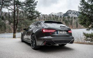 , ABT Audi RS6 C8 2020-, Pitlane Tuning Shop