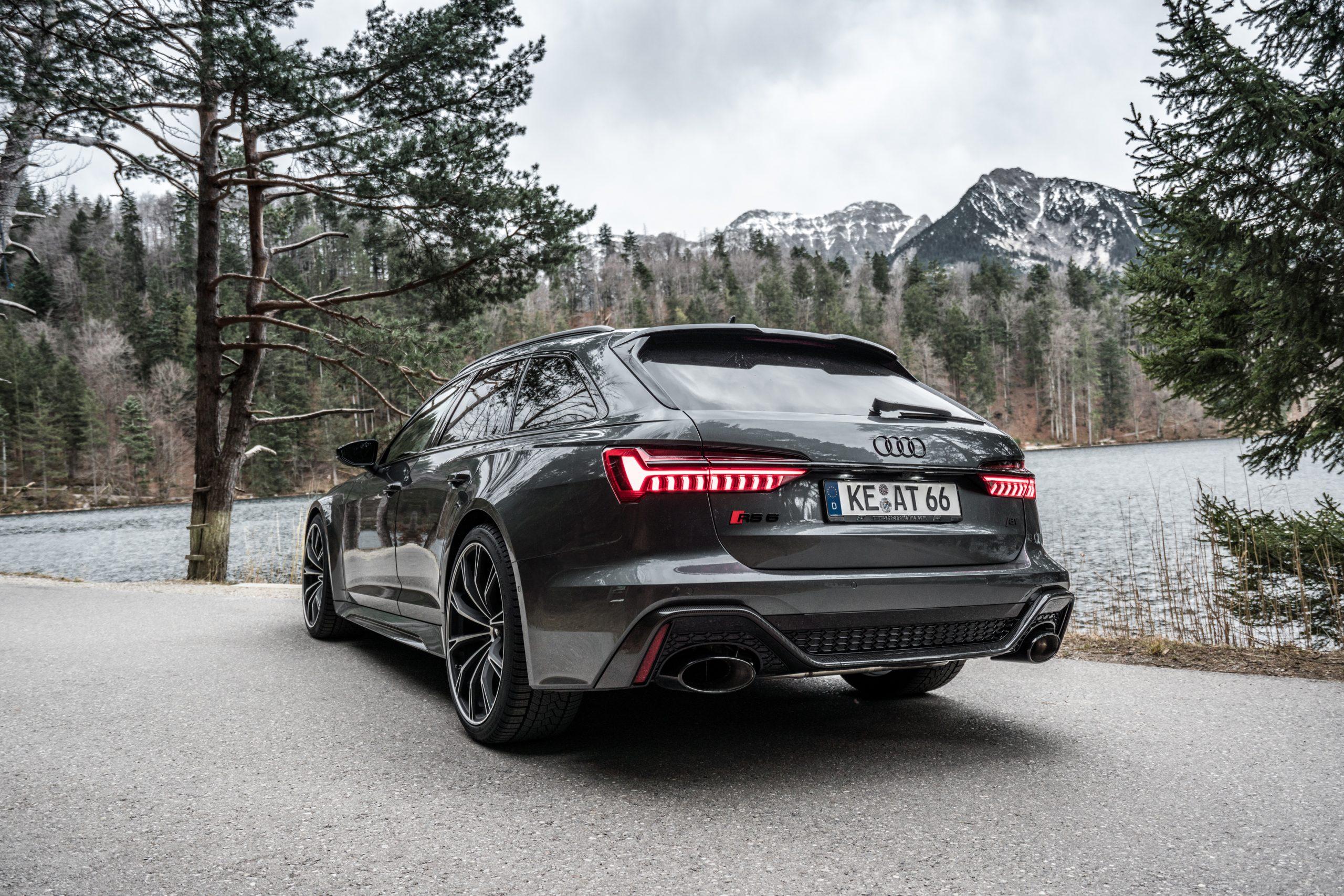 Abt Audi Rs6 C8 2020 Pitlane Tuning Shop