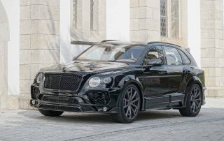 , Mansory Bentley Bentayga, Pitlane Tuning Shop