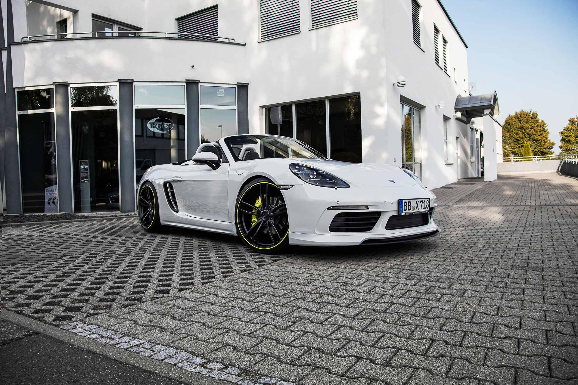 , Porsche 718 Cayman / Boxster, Pitlane Tuning Shop
