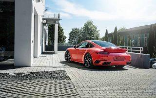 , Techart Porsche 911 /991.2/ Turbo, Pitlane Tuning Shop