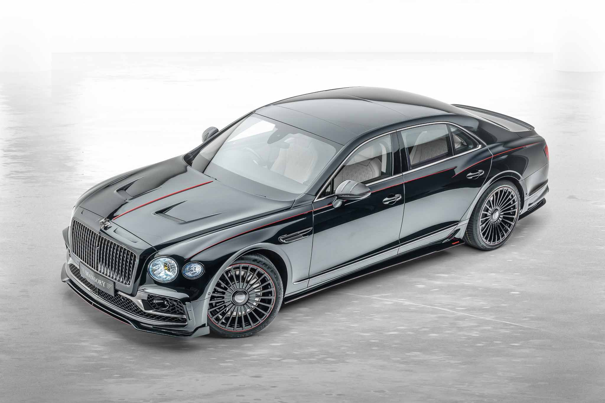 Mansory Bentley Flying Spur Pitlane Tuning Shop