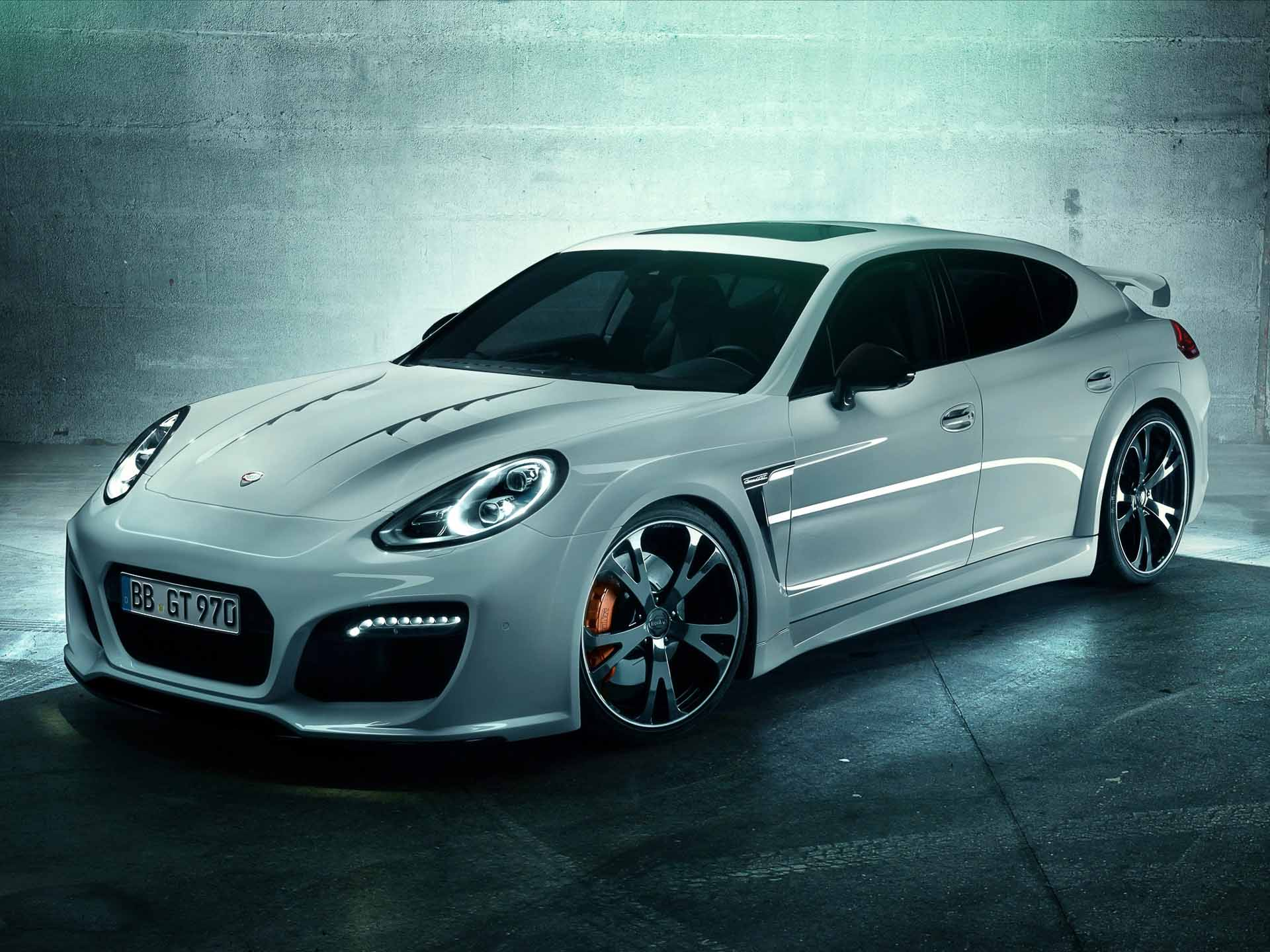 , Porsche Panamera, Pitlane Tuning Shop